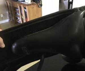 Kentaur brown mono dressage saddle