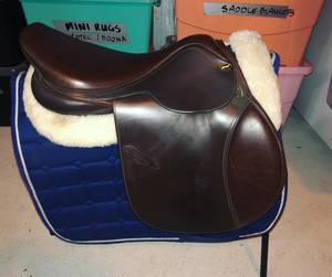 Ascot Jump Saddle
