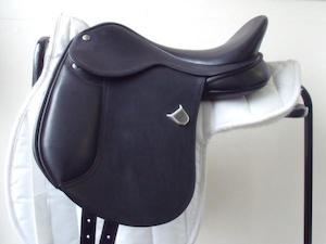Bates Pony Dressage Saddle Sold