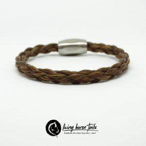 mens horse hair bracelet
