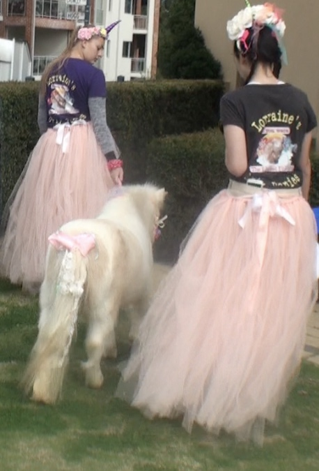 Hostess for Unicorn Pony Parties and Family Events