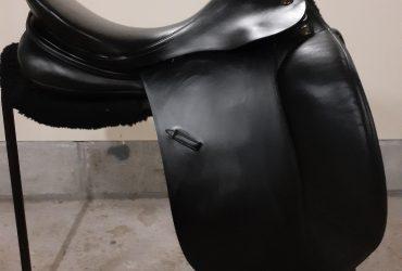 17inch Prestige Modena Dressage Saddle
