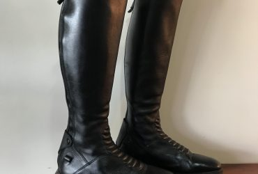 Tucci Harley Long Riding Boots