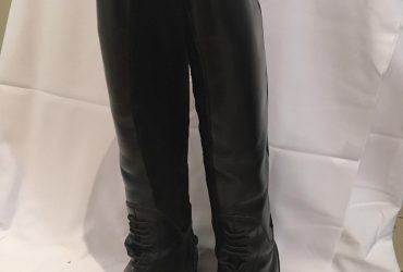 Black Aria H20 Bromont Tall Boots EUR 36M